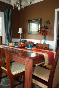 Fall 2011 dining room