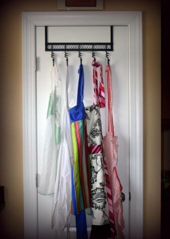 over-the-door hanger