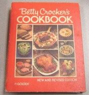 The Betty Crocker Cookbook circa 1980