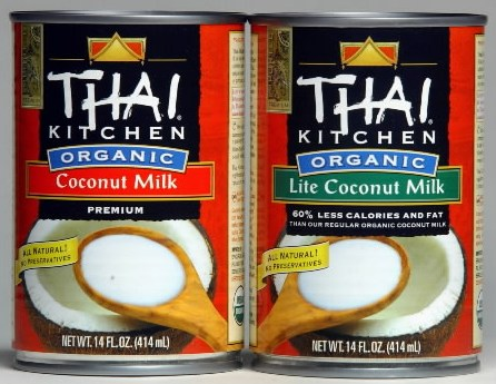 Thai Kitchen Lite Coconut Milk thai kitchen coconut milk | domesticateddilettante