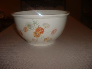 marigolds bowl